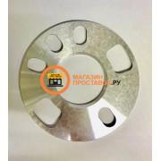 Проставка 10 мм pcd - 4/5*(98.5-115.5) dia - 66.6 без бортика