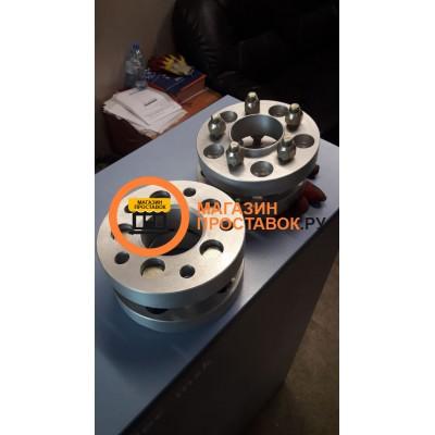 Проставка40 мм pcd - 5114.3 dia - 64.1 шпилечная