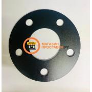 Проставка 5 мм pcd - 5100 dia - 54.1 чёрная