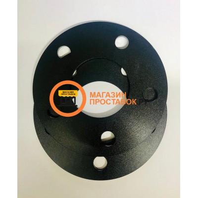 Проставка 5 мм pcd - 4100 dia - 54.1 чёрная