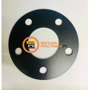 Проставка 5 мм pcd - 5108.0-58.1 чёрная