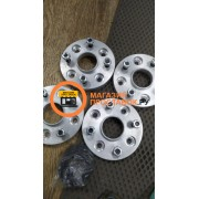 Проставка 15 мм pcd - 4114.3 dia - 66.1 (шпильки 12x1.25)