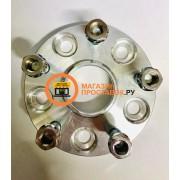 Проставка 15 мм pcd - 5114.3 dia - 56.1 (шпильки 12х1.25)
